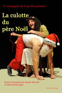 La culotte du père Noël